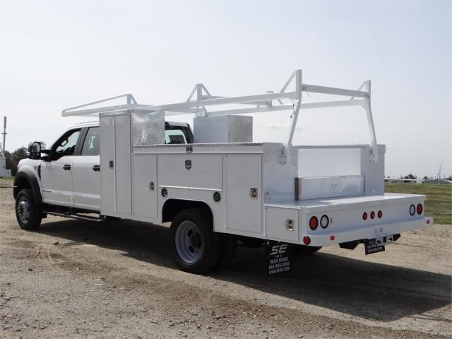 2018 F-550 Crew Cab DRW, Scelzi Welder Body #FJ2174 - photo 2