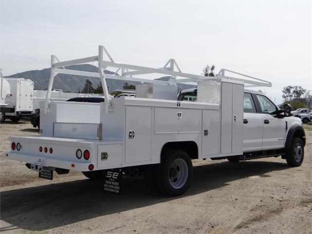 2018 F-550 Crew Cab DRW, Scelzi Welder Body #FJ2174 - photo 4