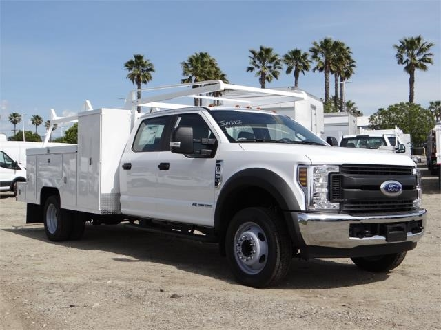 2018 F-550 Crew Cab DRW, Scelzi Welder Body #FJ2174 - photo 6