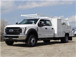 2018 F-550 Crew Cab DRW, Scelzi Welder Body #FJ2174 - photo 1