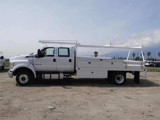 2018 F-650 Crew Cab DRW 4x2,  Scelzi Contractor Body #FJ2241 - photo 3