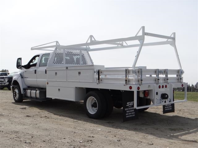 2018 F-650 Crew Cab DRW, Scelzi Contractor Body #FJ2241 - photo 2