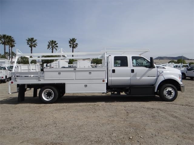 2018 F-650 Crew Cab DRW 4x2,  Scelzi Contractor Body #FJ2241 - photo 5