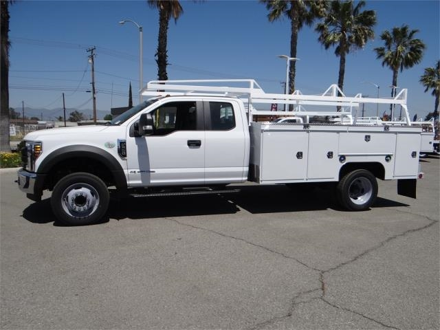 2018 F-550 Super Cab DRW, Scelzi Service Body #FJ2256 - photo 3