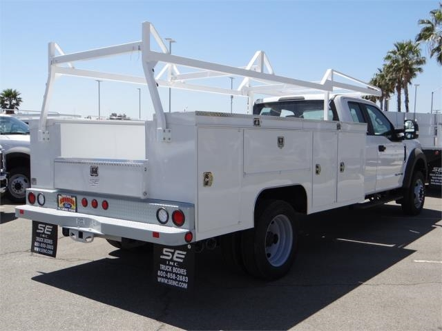 2018 F-550 Super Cab DRW, Scelzi Service Body #FJ2256 - photo 4