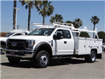 2018 F-550 Super Cab DRW, Scelzi Service Body #FJ2256 - photo 1