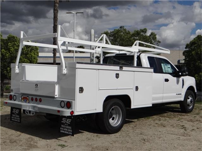 2018 F-350 Super Cab DRW 4x2,  Scelzi Signature Service Service Body #FJ2275 - photo 4