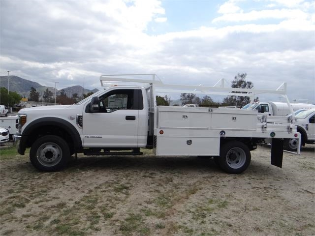 2018 F-550 Regular Cab DRW, Scelzi Contractor Body #FJ2285 - photo 3