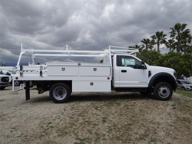2018 F-550 Regular Cab DRW, Scelzi Contractor Body #FJ2285 - photo 5