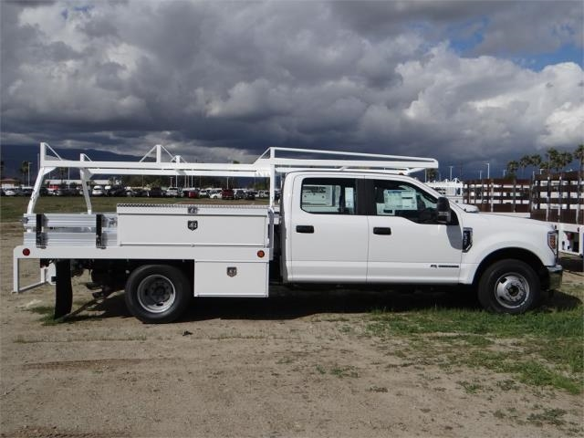 2018 F-350 Crew Cab DRW 4x2,  Scelzi Contractor Body #FJ2354 - photo 5