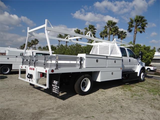 2018 F-650 Crew Cab DRW 4x2,  Scelzi Contractor Body #FJ2399 - photo 4
