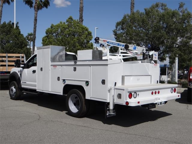 2018 F-550 Regular Cab DRW 4x2,  Scelzi Mechanics Body #FJ2423 - photo 2