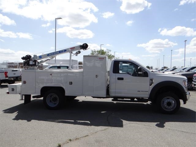 2018 F-550 Regular Cab DRW 4x2,  Scelzi Signature Service Mechanics Body #FJ2423 - photo 5