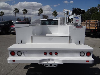 2018 F-550 Regular Cab DRW 4x2,  Scelzi Signature Service Mechanics Body #FJ2423 - photo 9