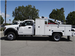 2018 F-550 Regular Cab DRW 4x2,  Scelzi Signature Service Mechanics Body #FJ2423 - photo 3
