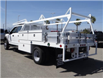 2018 F-550 Crew Cab DRW 4x2,  Scelzi Contractor Body #FJ2572 - photo 1