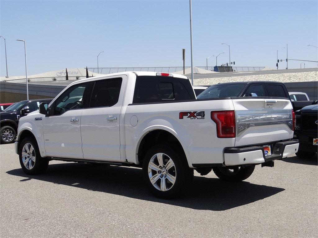 2018 F-150 SuperCrew Cab 4x4,  Pickup #FJ2574D - photo 2