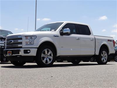 2018 F-150 SuperCrew Cab 4x4, Pickup #FJ2574D - photo 1