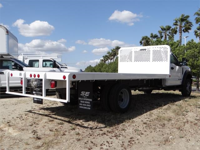 2018 F-550 Regular Cab DRW, Scelzi Flatbed #FJ2594 - photo 4