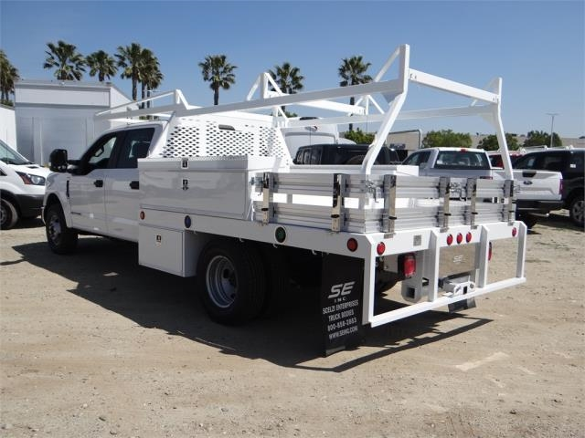 2018 F-350 Crew Cab DRW 4x2,  Scelzi Contractor Body #FJ2626 - photo 2
