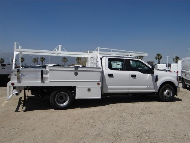 2018 F-350 Crew Cab DRW 4x2,  Scelzi Contractor Body #FJ2626 - photo 5