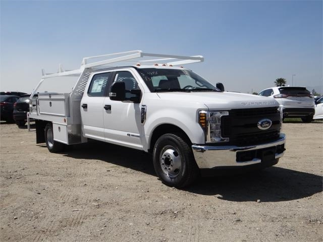 2018 F-350 Crew Cab DRW 4x2,  Scelzi Contractor Body #FJ2626 - photo 6