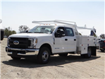 2018 F-350 Crew Cab DRW 4x2,  Scelzi Contractor Body #FJ2626 - photo 1