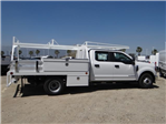 2018 F-350 Crew Cab DRW 4x2,  Scelzi CTFB Contractor Body #FJ2626 - photo 5