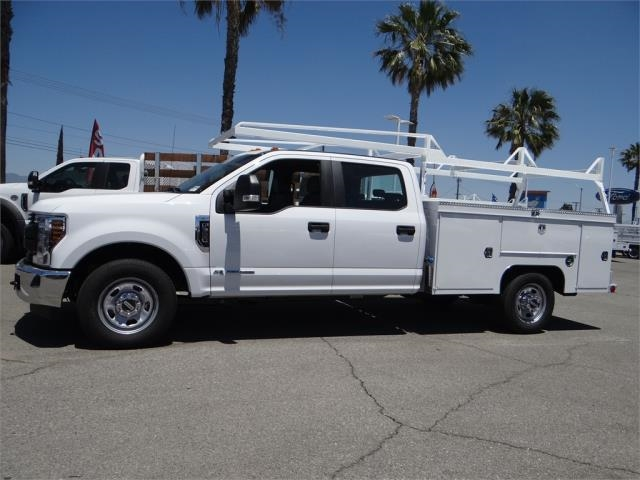2018 F-350 Crew Cab 4x2,  Scelzi Service Body #FJ2707 - photo 3
