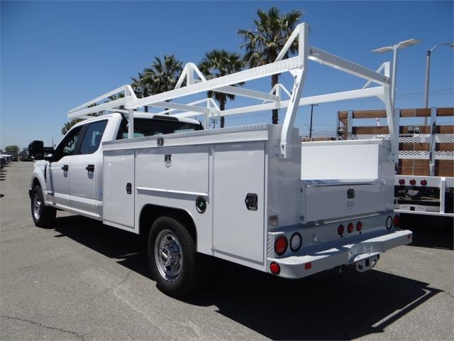 2018 F-350 Crew Cab 4x2,  Scelzi Service Body #FJ2707 - photo 2