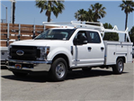 2018 F-350 Crew Cab 4x2,  Scelzi Service Body #FJ2707 - photo 1
