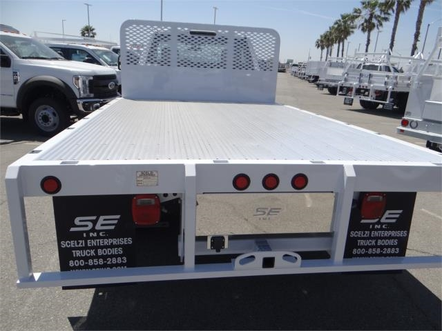 2018 F-550 Regular Cab DRW, Scelzi Flatbed #FJ2772 - photo 9