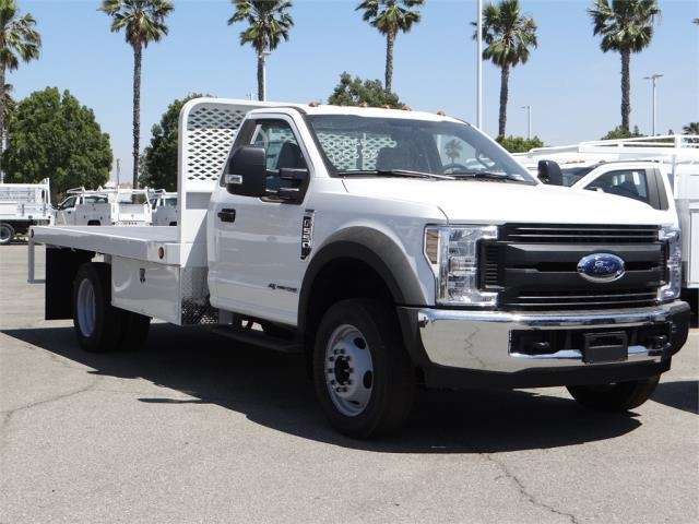 2018 F-550 Regular Cab DRW, Scelzi Flatbed #FJ2772 - photo 6