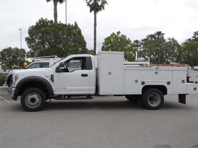 2018 F-550 Regular Cab DRW, Scelzi Welder Body #FJ2802 - photo 3