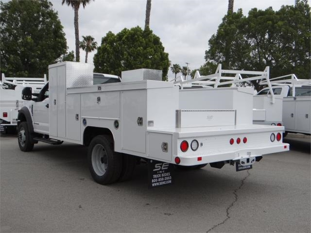 2018 F-550 Regular Cab DRW, Scelzi Welder Body #FJ2802 - photo 2