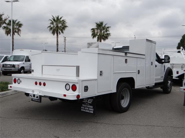 2018 F-550 Regular Cab DRW, Scelzi Welder Body #FJ2802 - photo 4