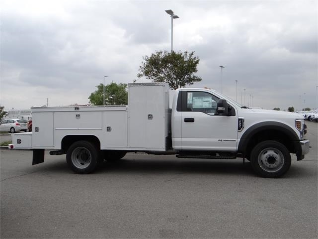 2018 F-550 Regular Cab DRW, Scelzi Welder Body #FJ2802 - photo 5