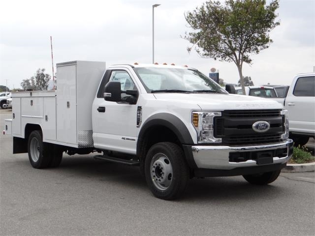 2018 F-550 Regular Cab DRW, Scelzi Welder Body #FJ2802 - photo 6