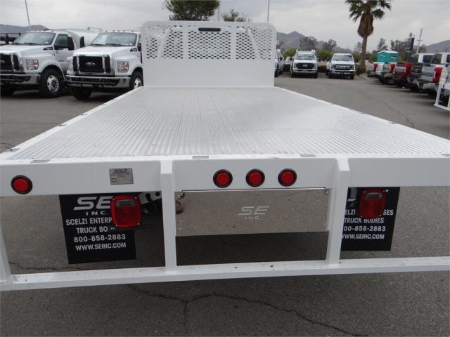 2018 F-550 Regular Cab DRW, Scelzi Flatbed #FJ2816 - photo 9