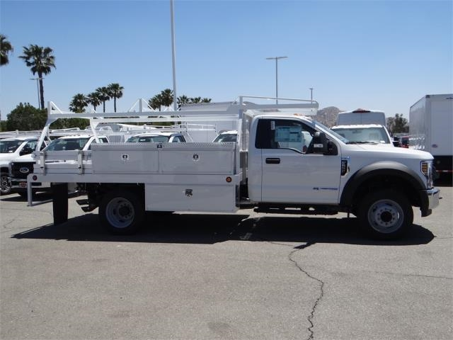 2018 F-550 Regular Cab DRW, Scelzi Contractor Body #FJ2851 - photo 5