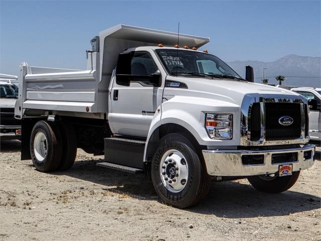 2018 F-650 Regular Cab DRW 4x2,  Scelzi Dump Body #FJ2889 - photo 6
