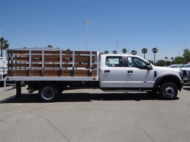 2018 F-550 Crew Cab DRW, Scelzi Stake Bed #FJ2942 - photo 5