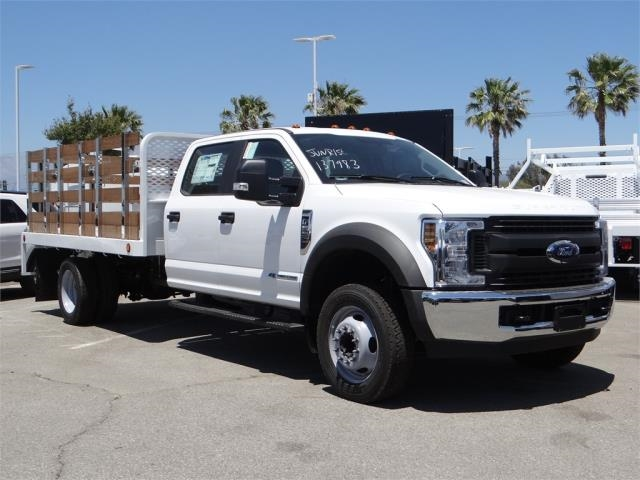 2018 F-550 Crew Cab DRW, Scelzi Stake Bed #FJ2942 - photo 6