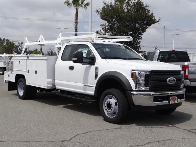2018 F-550 Super Cab DRW, Scelzi Combo Body #FJ2957 - photo 6