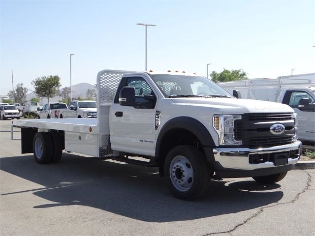 2018 F-550 Regular Cab DRW, Scelzi Flatbed #FJ2958 - photo 6