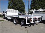 2018 F-550 Regular Cab DRW, Scelzi Flatbed #FJ2958 - photo 1