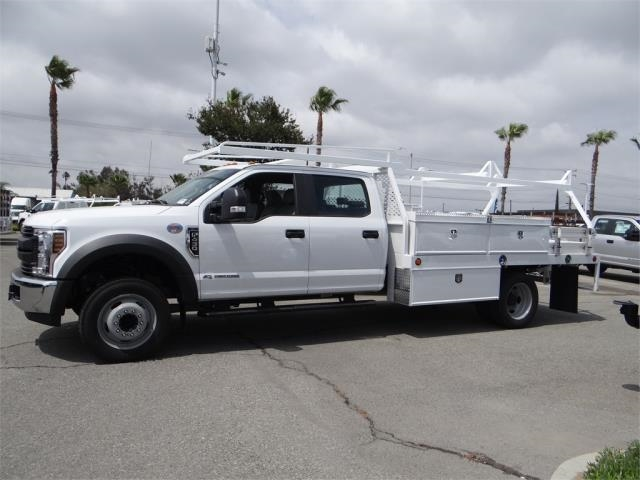 2018 F-450 Crew Cab DRW 4x2,  Scelzi Contractor Body #FJ2987 - photo 3