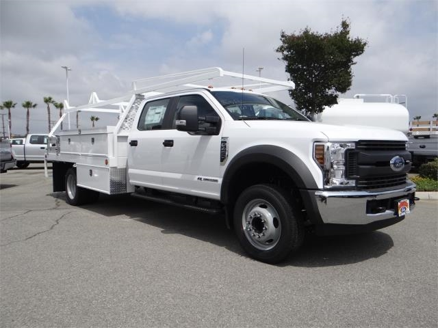 2018 F-450 Crew Cab DRW 4x2,  Scelzi Contractor Body #FJ2987 - photo 6