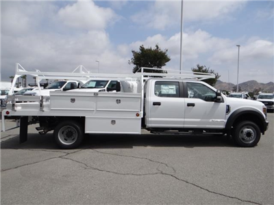 2018 F-450 Crew Cab DRW 4x2,  Scelzi CTFB Contractor Body #FJ2987 - photo 5