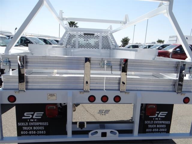 2018 F-450 Super Cab DRW 4x2,  Scelzi CTFB Contractor Body #FJ2998 - photo 9